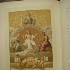 Libros antiguos: JESUCRISTO. ACOMPAÑADO DE ESTUDIO SOBRE EL ARTE CRISTIANO POR M.E. CARTIER. 1894, TOMO II. Lote 32315102
