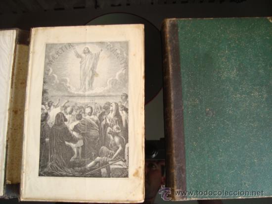 Libros antiguos: EL MARTIR DE GOLGOTA TRADICIONES DE ORIENTE.1871. ENRIQUE PEREZ ESCRICH.IMPR.MIGUEL GUIJARRO - Foto 3 - 32438910