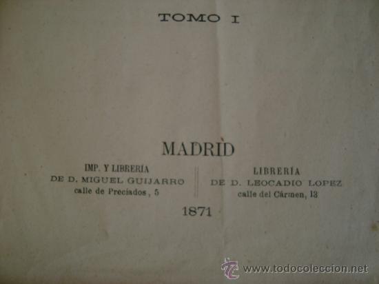 Libros antiguos: EL MARTIR DE GOLGOTA TRADICIONES DE ORIENTE.1871. ENRIQUE PEREZ ESCRICH.IMPR.MIGUEL GUIJARRO - Foto 4 - 32438910