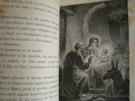 Libros antiguos: EL MARTIR DE GOLGOTA TRADICIONES DE ORIENTE.1871. ENRIQUE PEREZ ESCRICH.IMPR.MIGUEL GUIJARRO - Foto 6 - 32438910