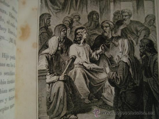 Libros antiguos: EL MARTIR DE GOLGOTA TRADICIONES DE ORIENTE.1871. ENRIQUE PEREZ ESCRICH.IMPR.MIGUEL GUIJARRO - Foto 7 - 32438910