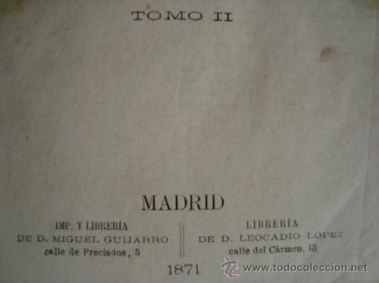 Libros antiguos: EL MARTIR DE GOLGOTA TRADICIONES DE ORIENTE.1871. ENRIQUE PEREZ ESCRICH.IMPR.MIGUEL GUIJARRO - Foto 8 - 32438910