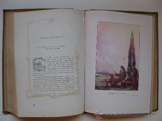 Libros antiguos: FLORECILLAS DE SAN FRANCISCO - ILUSTRACIONES DE J. SEGRELLES - BIBLIOTECA FRANCISCANA - AÑO 1926. - Foto 3 - 32668142