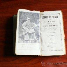 Libros antiguos: RELIGION, CATOLICA, CAMINO RECTO Y SEGURO PARA LLEGAR AL CIELO, CLARET. Lote 32710314