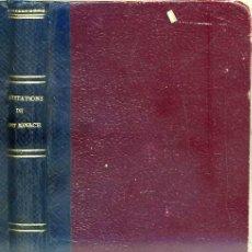Libros antiguos: MEDITACIONES SEGÚN LA FÓRMULA DE SAN IGNACIO SOBRE LA SANTÍSIMA VIRGEN (1890) EN FRANCÉS. Lote 33576889