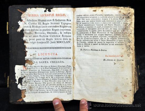 Libros antiguos: MISAL ROMANO DEL 1799 CON GRABADOS A TODA PÁGINA. - Foto 6 - 33650268