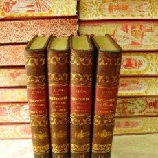 Alte Bücher - HISTORIA UNIVERSAL DE LA IGLESIA ( 4 Vols ) . Autor : Alzog, Juan - 34559885