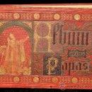 Libros antiguos: ÁLBUM DE LOS PAPAS. EDITORIAL LA AURORA. 1885. Lote 34587143