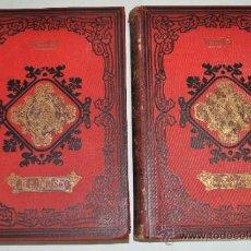 Libros antiguos: JESUCRISTO. TOMO II Y II. DOS TOMOS. M. LUIS VEUILLOTI RM59732. Lote 34668455