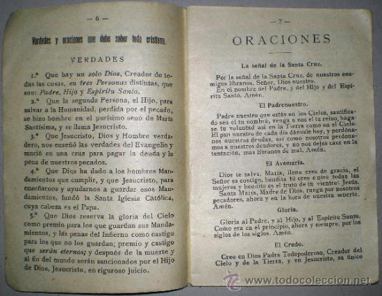 Libros antiguos: RECUERDO DEL MISIONERO. - Foto 2 - 34670111