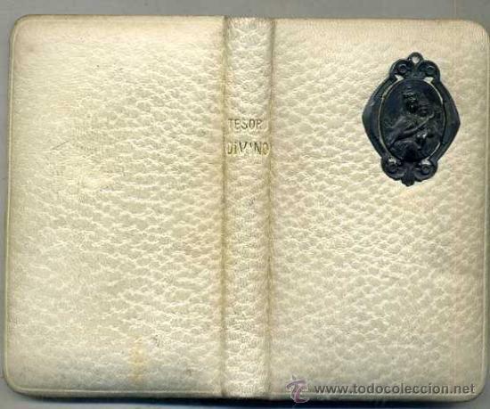 LAVALLE : TESORO DIVINO (1921) (Libros Antiguos, Raros y Curiosos - Religión)