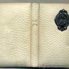 Libros antiguos: LAVALLE : TESORO DIVINO (1921). Lote 34846204