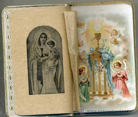 Libros antiguos: LAVALLE : TESORO DIVINO (1921) - Foto 2 - 34846204