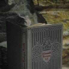 Libros antiguos: 1933.- EPITOME THEOLOGIAE MORALIS. P. IOANNIS B. FERRERES, S. I.. Lote 34941769