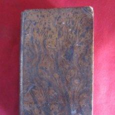 Libros antiguos: OFICIO DE LA SEMANA SANTA - 1827. Lote 35384478