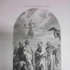 Libros antiguos: HISTOIRE DE LA VIE DE N.S. JESUS-CHRIST, P DE LIGNY, 1804. BIEN ILUSTRADO. Lote 35259831