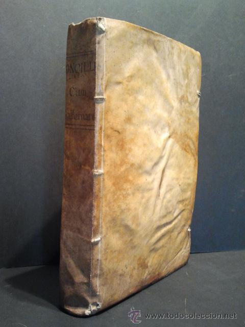 Libros antiguos: Canones et decreta sacrosancti oecumenici et generalis Concili Tridentini. Madrid 1564. 677 páginas. - Foto 2 - 36100930
