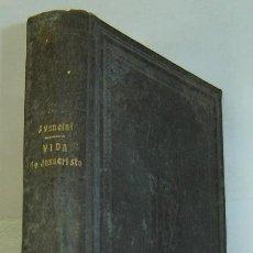 Libros antiguos: VIDA Y DOCTRINA DE JESUCRISTO-P.NICOLAS AVANCINI-MADRID 1914-SELLO LA HORMIGA DE ORO. Lote 36156186