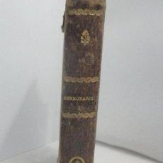 Libros antiguos: LIQUIDACION. SERMONES DEL PRESBÍTERO MORENO CEBADA, EMILIO. MORENO Y ROIG 1877. TOMO II. Lote 36258338