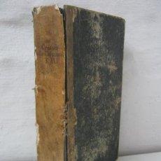 Libros antiguos: S.XIX RELIGION - AÑO CRISTIANO CROISSET - GASPAR Y ROIG AÑO 1852. Lote 36373128