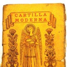 Livres anciens: CARTILLA MODERNA - URBANIDAD - AÑO 1928 - . Lote 36373512