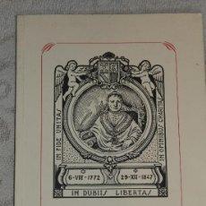 Libros antiguos: FELIX TORRES AMAT - UN BISBE REFORMADOR . Lote 36420715