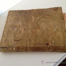 Libros antiguos: 1756.- CULTIVO DE LAS VIRTUDES EN EL PARAISO DEL ALMA A FIN DE CONSEGUIR GRANDES MERITOS Y ABUNDANTE. Lote 36518003