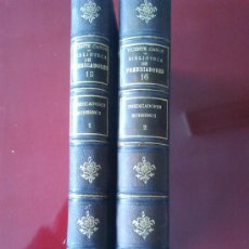 Libros antiguos: BIBLIOTECA DE PREDICADORES O SERMONARIO ESCOGIDO. Lote 36605754