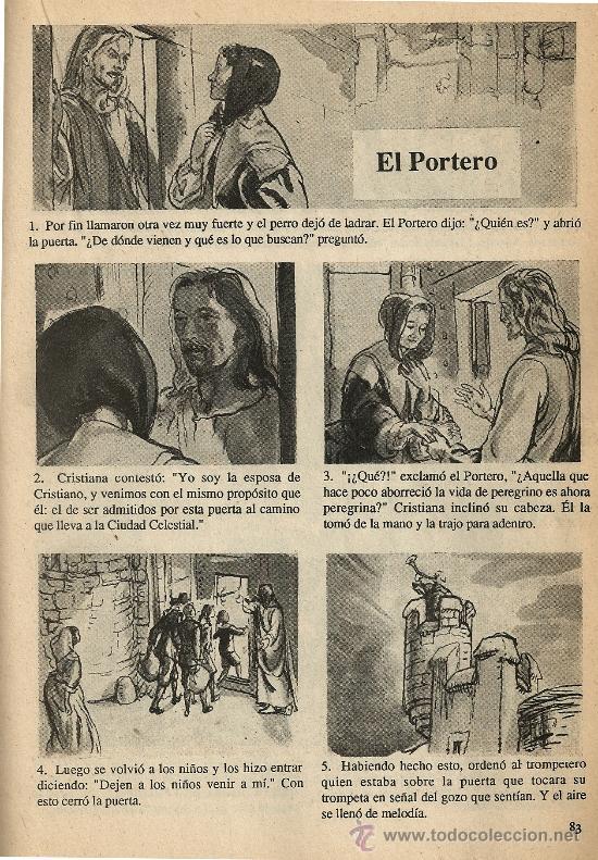 El Progreso Del Peregrino Ilustrado Sold Through Direct Sale