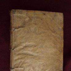 Libros antiguos: FLOS SANCTORUM, DE LAS VIDAS DE LOS SANTOS. MADRID 1761. IMPRENTA JOAQUÍN IBARRA. . Lote 36695265