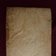 Libros antiguos: LUZ DE VERDADES CATOLICAS, Y EXPLICACIÓN DE LA DOCTRINA CRISTIANA. MADRID. PEDRO MARÍN. 1788. Lote 36700985