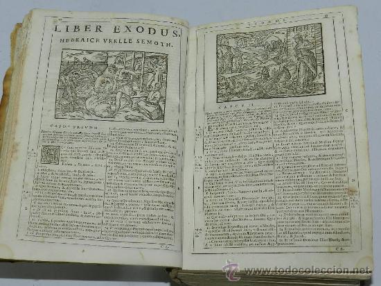Libros antiguos: AÑO DE 1754 VULGATAE EDITIONIS. SIXTI V. & CLEM. VIII. PONT. MAX. Venetiis, Nicolaum Pezzana, - Foto 4 - 36916573