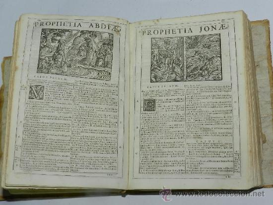 Libros antiguos: AÑO DE 1754 VULGATAE EDITIONIS. SIXTI V. & CLEM. VIII. PONT. MAX. Venetiis, Nicolaum Pezzana, - Foto 5 - 36916573