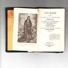 Libri antichi: KEMPIS MARIANO BARCELONA JUAN ROCA Y BROS 1878. Lote 37296339