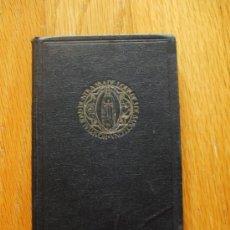 Libros antiguos: MANUAL DEL PEREGRINO DE LOURDES .1929. Lote 37618298