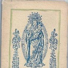 Libros antiguos: 0838F - DEVOCIONARI PARROQUIAL-SANT ALFONS Mª LIGUORI- PETIT MES DE MARIA- EDITORIAL BALMES - 1955 . Lote 37625850
