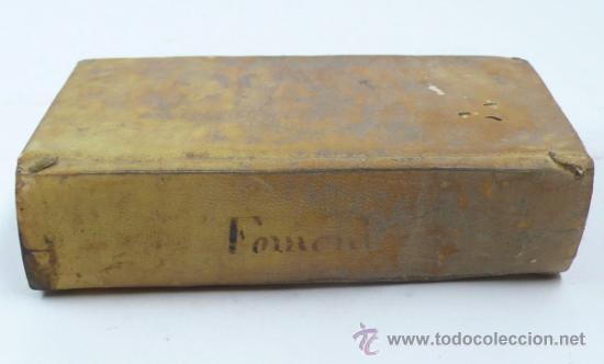 Libros antiguos: Foment de la pietat i devoció cristiana, josep llord, recorat de Solsona. Cervera, Univ. any 1800. - Foto 3 - 37877627