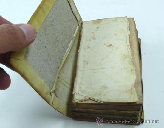 Libros antiguos: Foment de la pietat i devoció cristiana, josep llord, recorat de Solsona. Cervera, Univ. any 1800. - Foto 2 - 37877627