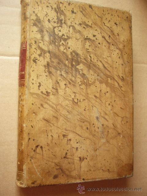LA VIDA DE LOS SANTOS. ERNESTO RENÁN. LA ESPAÑA MODERNA. HACIA 1910-20. 311 PP. (Libros Antiguos, Raros y Curiosos - Religión)