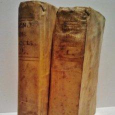 Libros antiguos: MELCHIORIS CANI EPISCOPI CANARIENSIS EX ORDINE PRAEDICATORUM OPERA. TEOLOGÍA DOGMÁTICA. MADRID 1792.. Lote 38253090