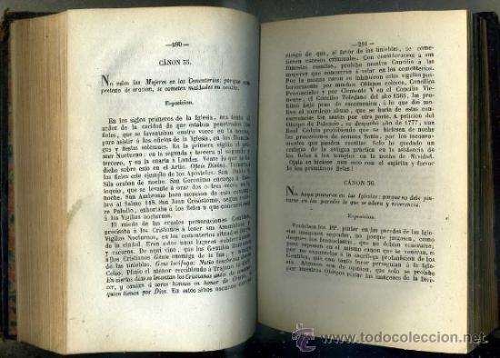 Libros antiguos: VILLODAS : ANÁLISIS DE LAS ANTIGÜEDADES ECLESIÁSTICAS DE ESPAÑA (1865) - Foto 3 - 38302226