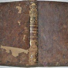 Libros antiguos: MEDITACIONES, SOLILOQUIOS Y MANUAL DEL GLORIOSO DOCTOR DE LA IGLESIA SAN AGUSTÍN. SAN AGUST RM62804. Lote 38434889