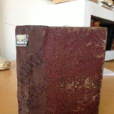 Libros antiguos: 1868.- AFECTOS Y CONSIDERACIONES DEVOTAS Y EFICACES AÑADIDAS A LOS EJERCICIOS DE IGNACIO DE LOYOLA. Lote 38720255
