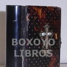 Libros antiguos: LA MUJER CATÓLICA. DEVOCIONARIO COMPLETO, NUEVAMENTE REVISADO, QUE CONTIENE LAS HORAS DIVINAS.... Lote 38770832