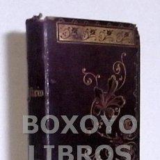 Libros antiguos: DELA CRUZ, BERNARDO. PEQUEÑO OFICIO DE DOMINGO Y PARA LAS PRINCIPALES FESTIVIDADES DEL AÑO.... Lote 38770833