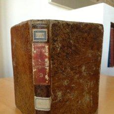 Libros antiguos: 1828.- PROMPTUARIUM IN QUO PRAECIPUA ET SELECTIORA INSTITUTIONUM PHILOSOPHICARUM. TOMO II. LAURENTIO. Lote 38817007