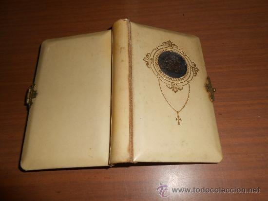 TESORO DIVINO NUEVO DEVOCIONARIO QUE CONTIENE LA MISA POR J.A DE LAVALLE BARCELONA 1924 (Libros Antiguos, Raros y Curiosos - Religión)