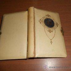 Libros antiguos: TESORO DIVINO NUEVO DEVOCIONARIO QUE CONTIENE LA MISA POR J.A DE LAVALLE BARCELONA 1924. Lote 39059938