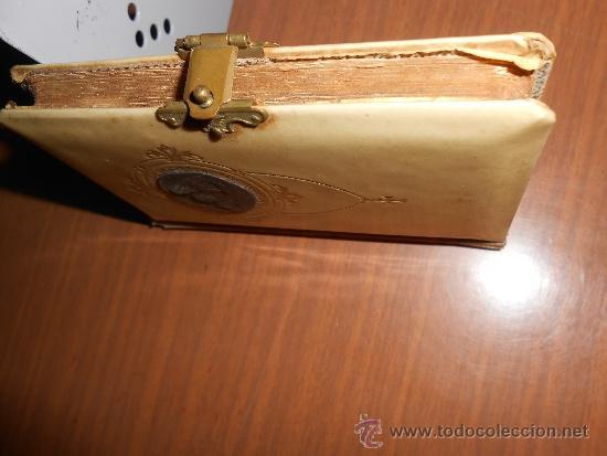 Libros antiguos: tesoro divino nuevo devocionario que contiene la misa por j.a de lavalle barcelona 1924 - Foto 3 - 39059938