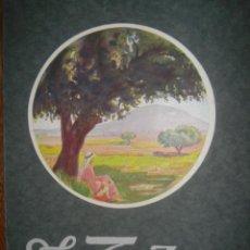 Libros antiguos: EL TABOR. BIBLIA DE MONTSERRAT. SERI B Nº 6 .1934. Lote 39069232